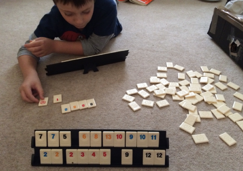 how to play rummikub youtube