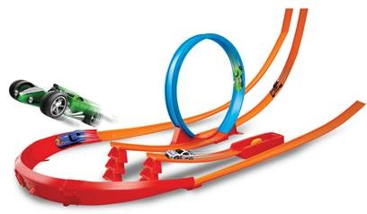 hot wheels super loop instructions